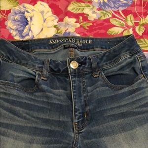 American eagle jeans (super stretch)